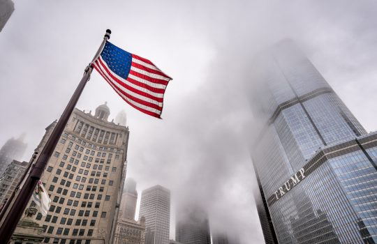 The Trump tower - Chicago