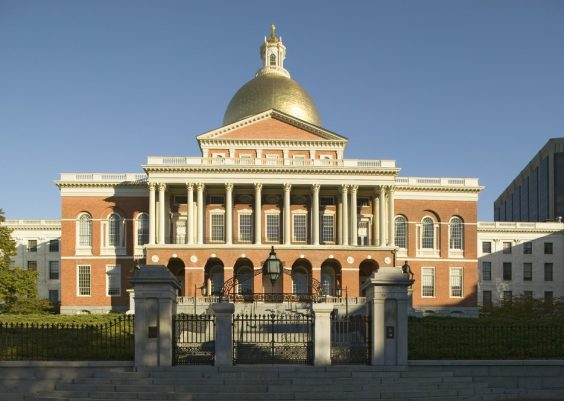 The Old State House for the Commonwealth of Massachusetts