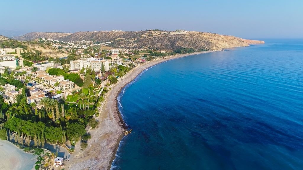 Pissouri bay