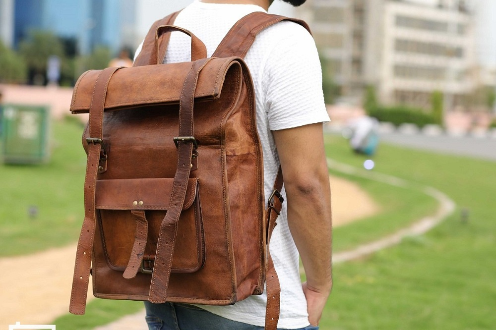 Best Leather Backpacks for Men